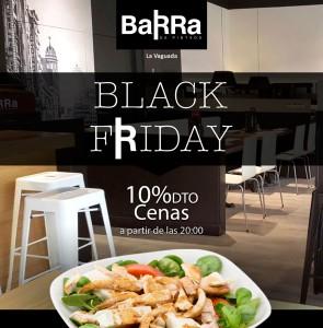 barra black friday vaguada