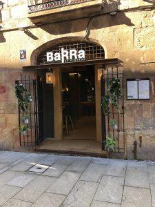 BaRRa de Pintxos Oviedo